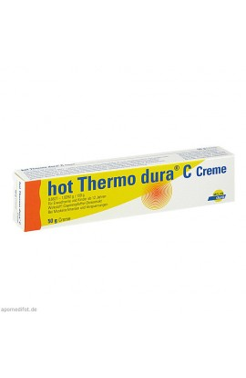 Mylan, hot Thermo dura C Creme, 50 g