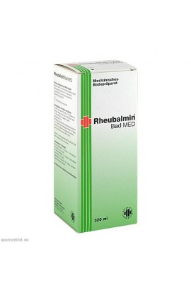 Carl Hoernecke, Rheubalmin Bad MED, 320 ml