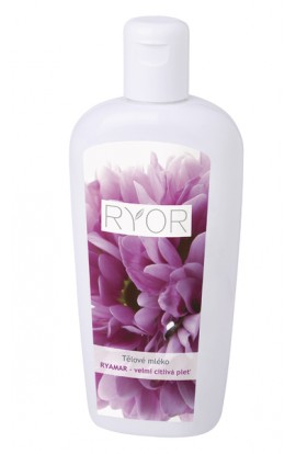 RYOR  Ryamar. Body lotion with amaranth oil.  300ml.
