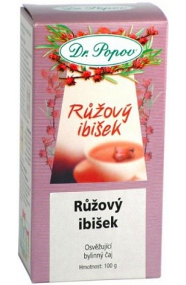 Dr.Popov Array Tea Pink hibiscus 20 x 2.5 g