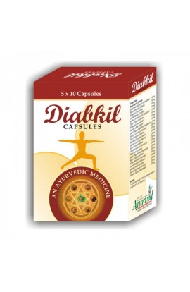 AYURVED, DIABKIL CAPSULES DIABETES, 100 cps