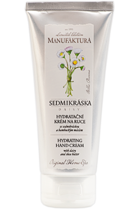 Manufaktura  Sedmikráskа  Moisturizing hand cream   with daisy 100 ml