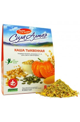 Pumpkin pumpkin 'The power of Altai' multifilament, 200 gr.