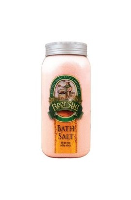 Bohemia Beer Spa Beer bath salt with extracts from beer yeast and hops Bath salt 990 g