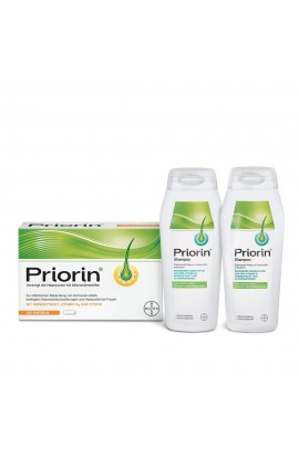 Priorin 2x shampoo and capsules 120er (1 stk)