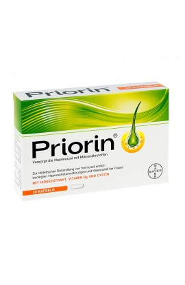 Priorin New capsules for hair loss (30 pcs)