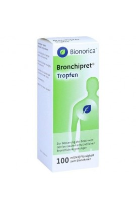 Bionorica, Bronchipret Tropfen, 100 ml