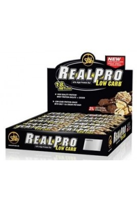 All Stars Real Pro Low Carb Bar 50g