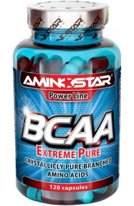 Aminostar BCAA extreme pure 220 cps