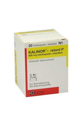 KALINOR RETARD P 20pcs.