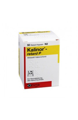 KALINOR RETARD P 50pcs.