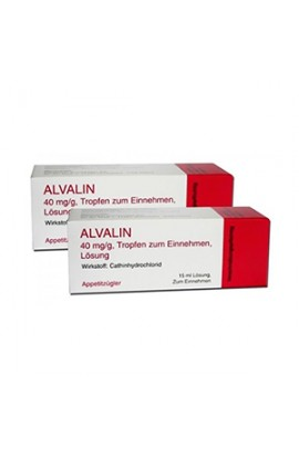 ALVALIN 40MG/G 15 ML