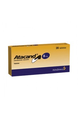 ATACAND 8 mg Tabletten 28 pcs