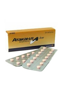 ATACAND 8 mg Tabletten 56 pcs