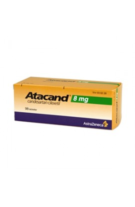 ATACAND 8 mg Tabletten 98 pcs