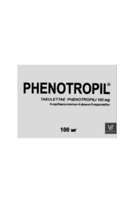 Phenotropil 30X100 Mg