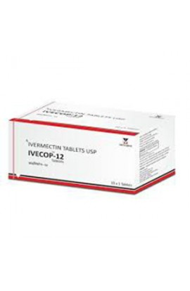 Ivermectin 12 mg, 6 pcs