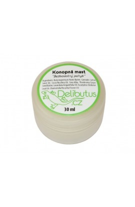 "HEMP OINTMENT ""PAINLESS MOVE"" 50ML Delibutus"