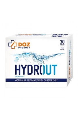 DOZ PRODUCT Hydrout, Hydraulic solution, capsules, 30 pcs.