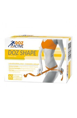 DOZ SHAPE, capsules, 60 pieces