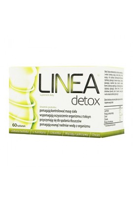 Linea detox, tablets, 60 pieces