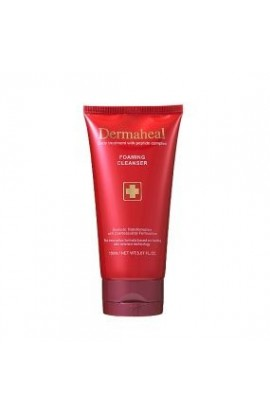 Dermaheal Cleansing foam on the skin 150ml
