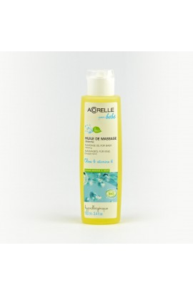 CHILD'S MASSAGE OIL 100 ML ACORELLE