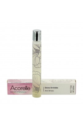 "PERFUMERY WATER ""Orchid"" 10 ML ACORELLE"