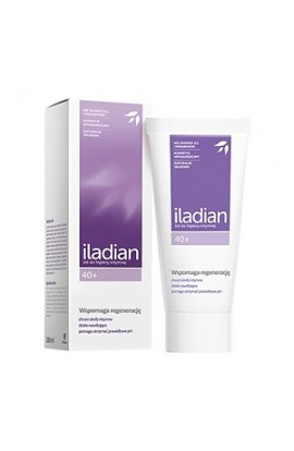 Iladian 40+, gel for intimate hygiene, 180 ml