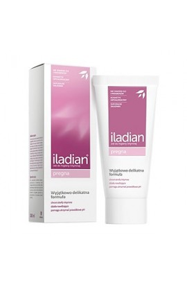 Iladian Pregna, Intimate Hygiene Gel, 180 ml