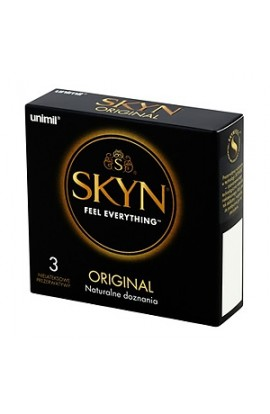 Unimil Skyn Original, latex-free condoms