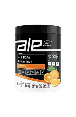 BUT BCAA Glutamine + orange, powder, 500 g
