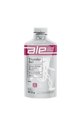 ALE Thunder Gel, Cola Flavored Gel