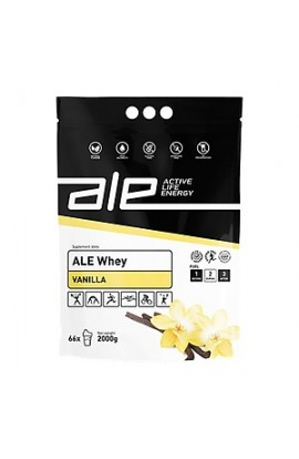 ALE Whey Vanilla, powder, 2000 g