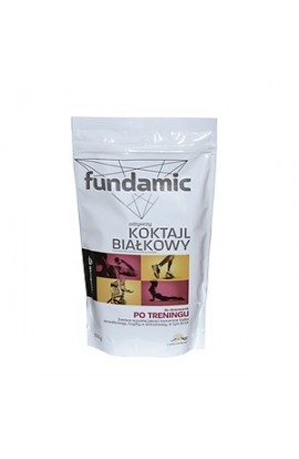Fundamic, Foundation, Nutrient Protein Shake, Vanilla Flavor Powder, 300 g