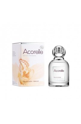 ACORELLE, PARFUME WATER VANILLA FLOWERS, 50 ML