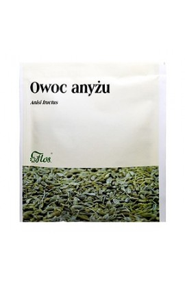 Anise fruit, one herb, 50 g (Flos)