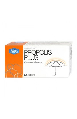 Propolis Plus, Sugar Free, 64 pcs.