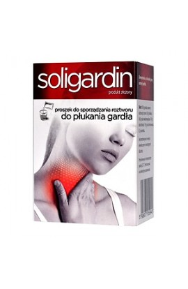Soligardin, powder, 2.5 g, 12 sachets
