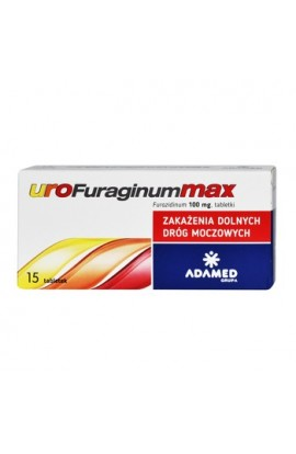 UroFuragin Max, 100 mg, tablets