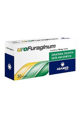 UroFuragin, 50 mg, tablets, 15 pcs.