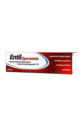 Entil, burn gel, 30 g