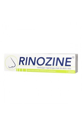 Rinosin, moisturizing and regenerating nasal ointment, 15 g