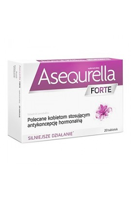 Asecurella Forte, tablets, 20 pcs.