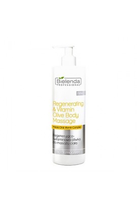 Bielenda Professional, Regenerating and Vitamin Body Oil, 500 ml
