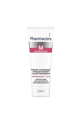 Pharmaceris M Tocoreduct Forte, a drug that reduces existing stretch marks and postpartum scars, 75 ml