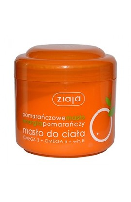 Ziaja Orange, body oil, 200 ml
