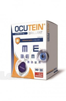 Simply You Ocutein Brillant Lutein 25 mg 120 tablets