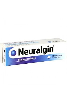 NEURALGIN, 20 pcs.