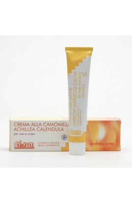 ARGITAL, SOOTHING AND REGENERATING CREAM WITH CHAMOMILE AND MARIGOLD, 50 ML